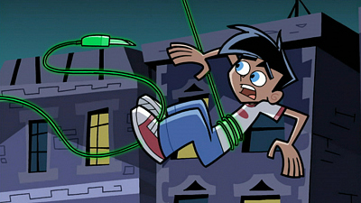 Danny Phantom - Attack of the Killer Garage