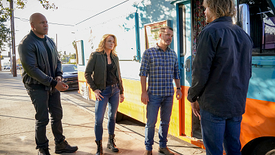 NCIS: Los Angeles - Groundwork