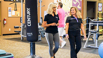 Undercover Boss - Anytime Fitness