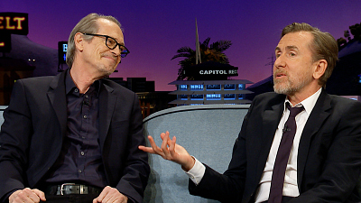 The Late Late Show with James Corden - 'Reservoir Dogs' Memories w/ Steve Buscemi & Tim Roth