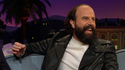 The Late Late Show with James Corden - Brett Gelman Explains Zaddys & Jaddys to James Corden