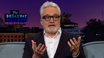 The Late Late Show with James Corden - Bradley Whitford Went to a Rowdy Screening of 'Cats'