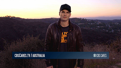 CBS Cares - Alex Russell on Fires In Australia