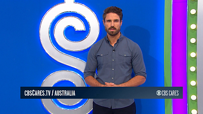 CBS Cares - James O'Halloran on Fires In Australia