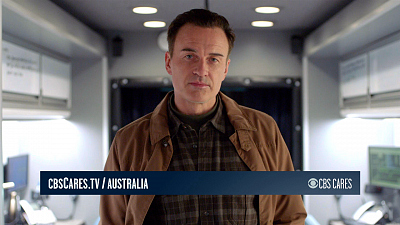 CBS Cares - Julian McMahon on Fires In Australia