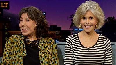 The Late Late Show with James Corden - Lily Tomlin Is Ready to Officiate Your Wedding