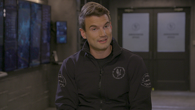 S.W.A.T. - Alex Russell Reveals How He Brings Jim Street To Life