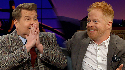 The Late Late Show with James Corden - Jesse Tyler Ferguson & Justin Mikita Are Having a Baby!