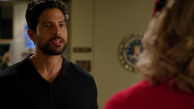Criminal Minds - Adam Rodriguez Explores The Defining Moments For Luke Alvez On Criminal Minds