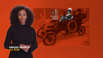 CBS Cares - Simone Missick on Madam C.J. Walker
