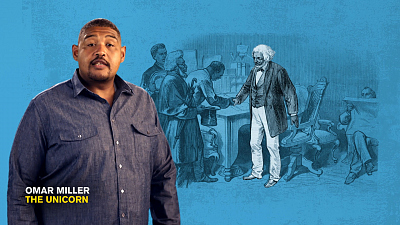 CBS Cares - Omar Miller on Frederick Douglass