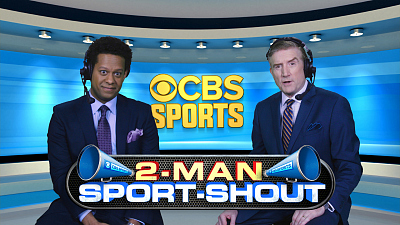 The Late Show with Stephen Colbert - 2-Man Sport-Shout! NBA Edition