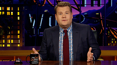The Late Late Show with James Corden - James Corden Pays Tribute to Kobe Bryant