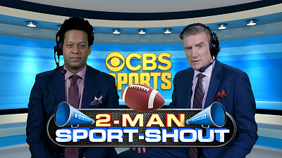 The Late Show with Stephen Colbert - 2-Man Sport-Shout: Super Football Edition!