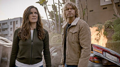 NCIS: Los Angeles - Commitment Issues