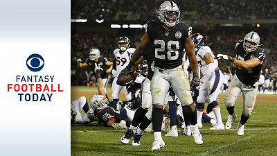 Fantasy Football Today (Podcast) - Fantasy Football Today Podcast: 2019 Running Back Class & XFL Week 2 Preview