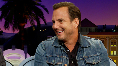 The Late Late Show with James Corden - What's the Worst Advertisement Will Arnett Has Read?