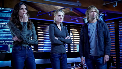 NCIS: Los Angeles - The Circle