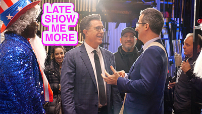 The Late Show with Stephen Colbert - LATE SHOW ME MORE: Happy Valentine's Day!