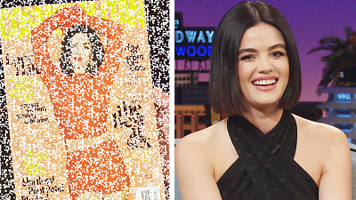 "The Late Late Show with James Corden - Is Lucy Hale ""The Best At Sex""?"