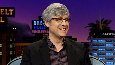 The Late Late Show with James Corden - Mo Rocca's Life Is Basically Mad Libs