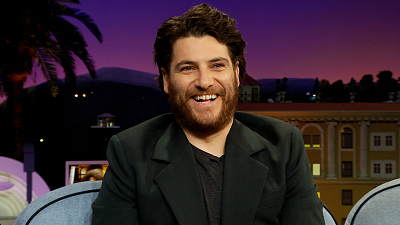 The Late Late Show with James Corden - Adam Pally Named His Son After His Favorite Jewish Rapper