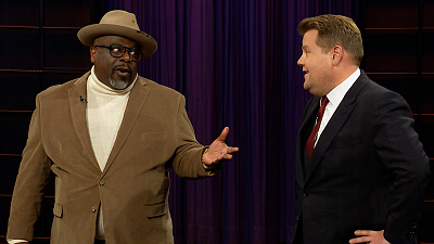 The Late Late Show with James Corden - Audience Q&A: Cedric the Entertainer Edition