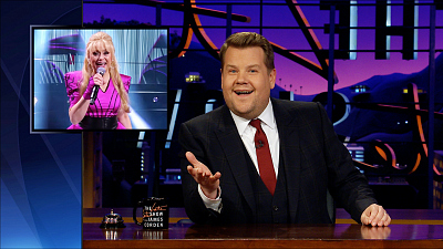 "The Late Late Show with James Corden - James Corden Discovers Swedish ""Carpool Karaoke"" Song"