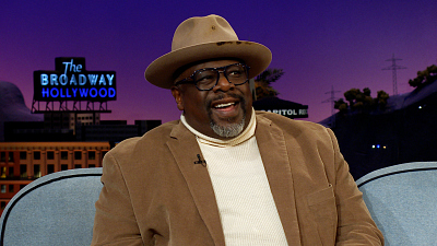 The Late Late Show with James Corden - Cedric the Entertainer's Tiny Dogs Are Big Trouble