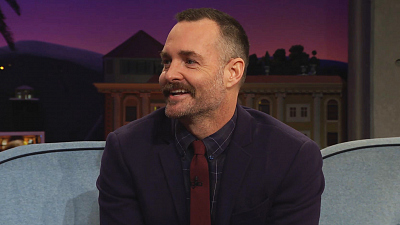 The Late Late Show with James Corden - Will Forte Gives Pros & Cons Of His Wild Hairstyles