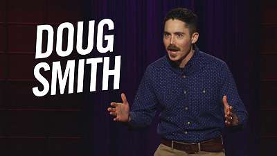 The Late Late Show with James Corden - Doug Smith Stand-Up