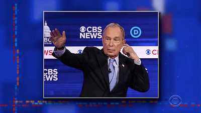 The Late Show with Stephen Colbert - Late Show's Alter Egos: Michael Bloomberg Edition