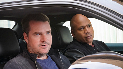 NCIS: Los Angeles - Missing Time