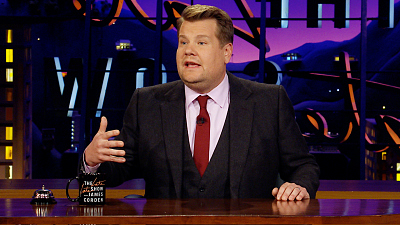 The Late Late Show with James Corden - James Corden Addresses Coronavirus Outbreak