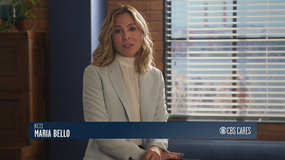 CBS Cares - Maria Bello on Sexual Violence