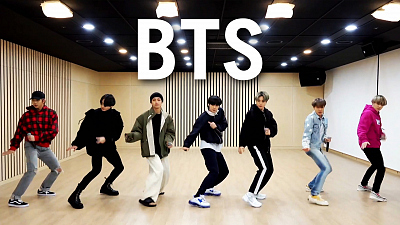 The Late Late Show with James Corden - BTS Performs 'Boy with Luv' In Quarantine - #HomeFest