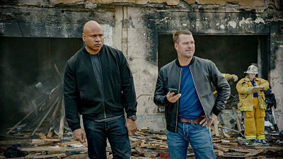 NCIS: Los Angeles - Knock Down