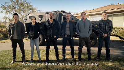 CBS Cares - S.W.A.T. Cast on Suicide & Mental Health