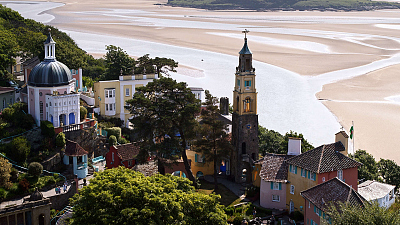 Aerial Britain - Wales