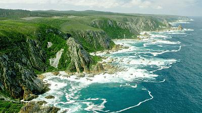 Aerial Africa - Wild South Coast