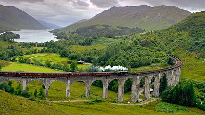 Aerial Britain - Scotland