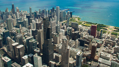 Aerial Cities - Chicago 24