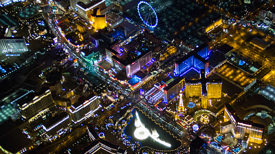 Aerial Cities - Las Vegas 24