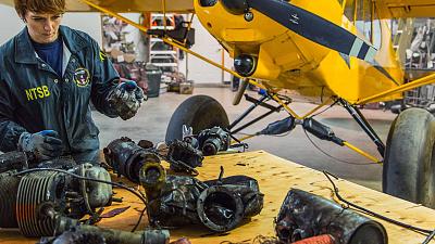 Alaska Aircrash Investigations - Stalled Over the Highway