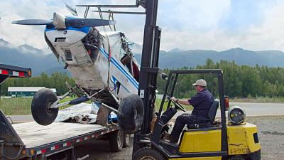 Alaska Aircrash Investigations - Lost Over the Inlet