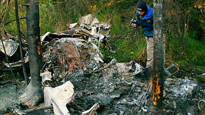 Alaska Aircrash Investigations - Engine Out in Midair