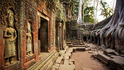 Angkor Revealed - Death of an Empire