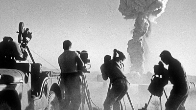 Atomic Age Declassified - Filming the Bomb
