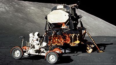 Apollo's Moon Shot - New Frontier