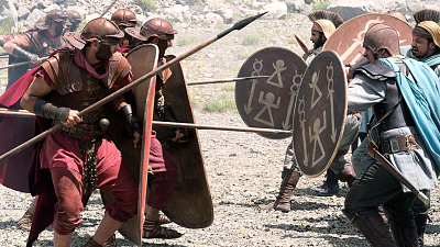Eight Days that Made Rome - Hannibal's Last Stand